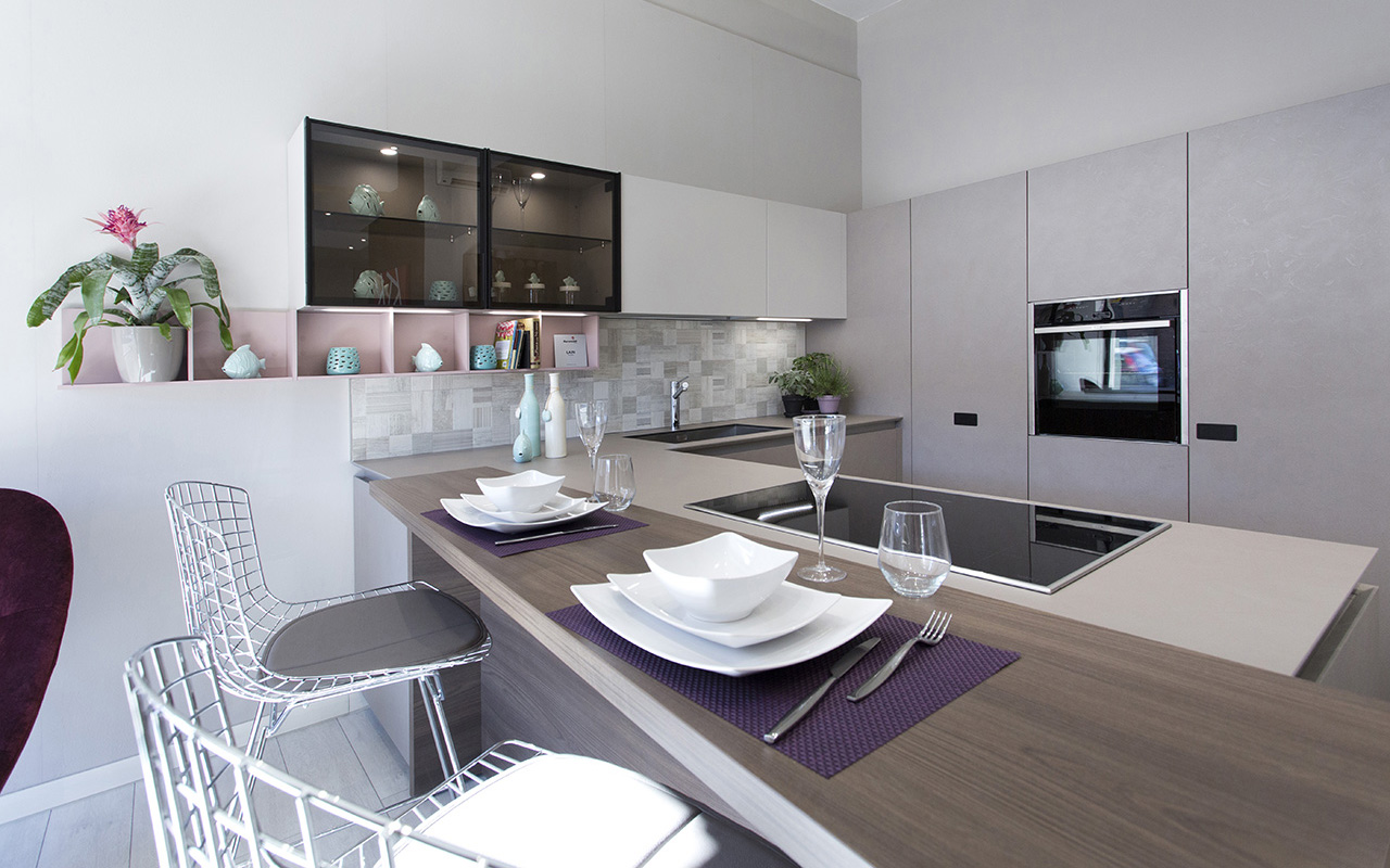 Arredamento cucine - ArredoPiù - Arredamento e design