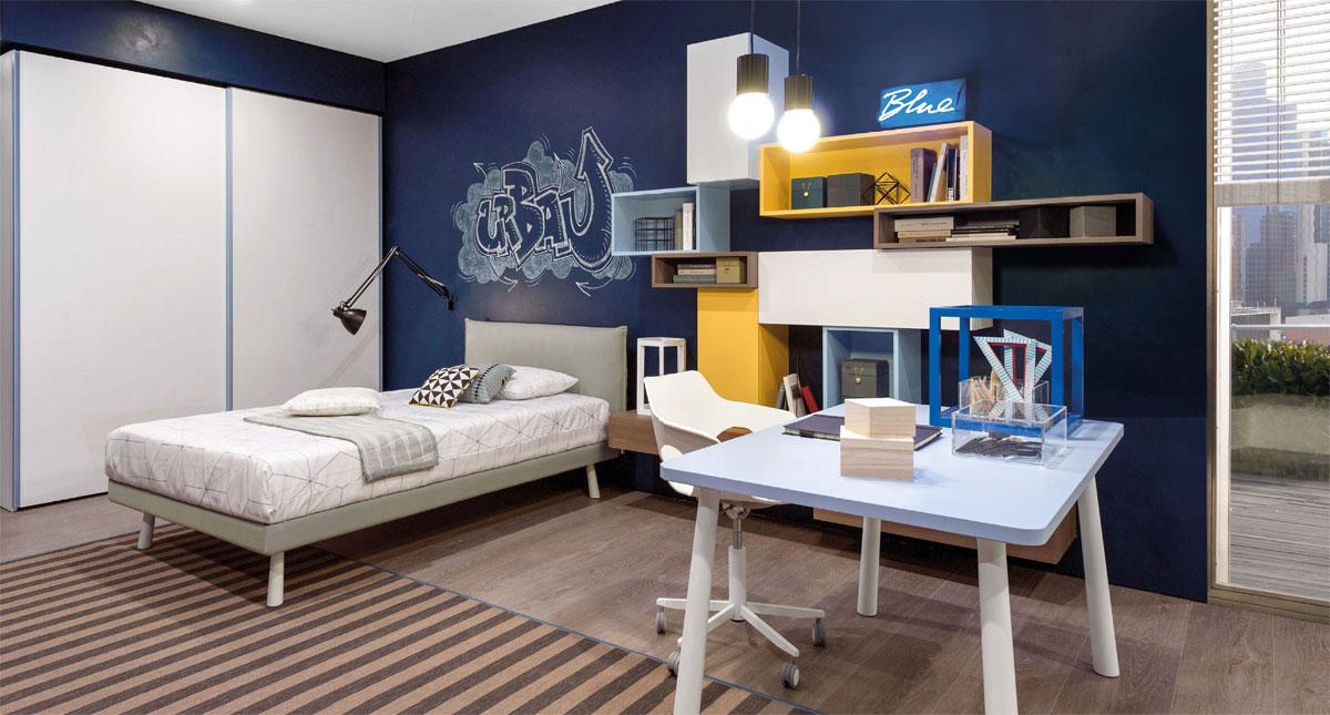 Arredamento camerette per bambini siena arredopi for Camere per ragazzi ikea