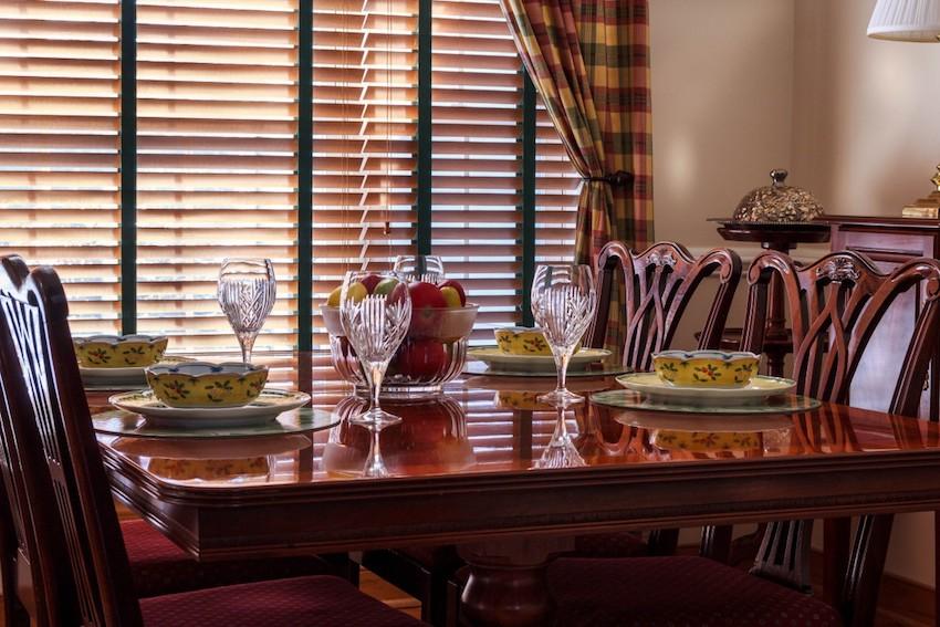 Scegliere con stile e praticità l\'arredamento per la sala da pranzo ...