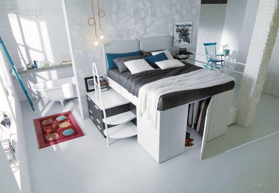 Arredo Cabina Armadio Piccola : Soluzioni per l arredamento di una camera da letto piccola
