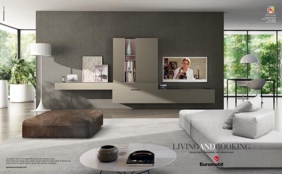 Non sai come arredare il tuo soggiorno arredopi for Disposizione mobili soggiorno